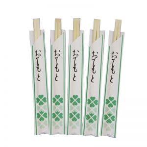 "8"" Tensoge Bamboo chopsticks"