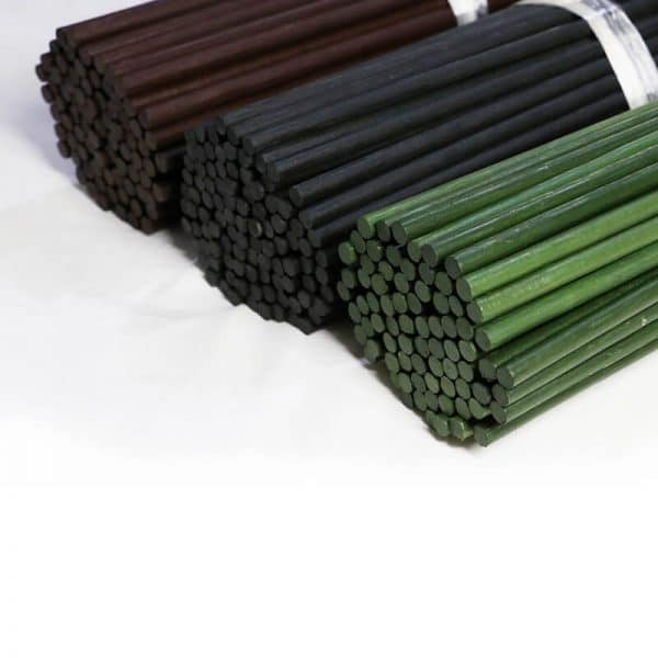 Plant bamboo flower sticks