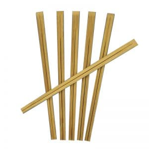 carbonized bamboo chopsticks
